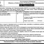 Ministry of Information Technology and Telecommunication Jobs MOITT 2021