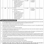 MORA 2021 Test Date Interview Schedule Merit List Ministry of Religious Affairs Interfaith Harmony Islamabad