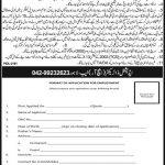 National Accountability Bureau NAB Jobs Lahore 2021