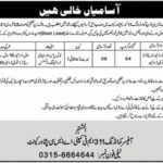 Army 311 MT Company ASC Peshawar Driver Jobs Retired Army Person Jobs
