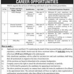 Ministry of Communication Pakistan Postal Life Insurance Company Jobs 2021