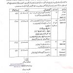 Divisional Forest Officer Abbottabad Wildlife Division Jobs KPTA Result