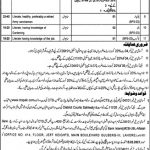 DSJ District Session Judge Office Sahiwal Jobs CTSPAK Roll No Slip