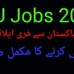 Information Technology University ITU Jobs Government Jobs in Lahore for females 2021