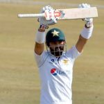 Rizwan's first Test century, Pakistan's position stable in 2nd Test Against SA