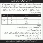 Station Health Organization Lahore Cantt Jobs Driver Govt Job Today