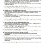 University of Azad Jammu Kashmir Muzaffarabad Jobs NTS Result Answer Keys