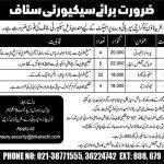 Bahria Town Karachi Jobs Interview Schedule Merit List Test Date