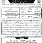 District Population Welfare Office Nowshera KPK Jobs ATS Roll No Slip
