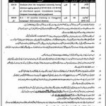 District Session Courts Mandi Bahauddin Jobs Test Date Roll No Slip