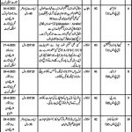 District and Session Court Okara Jobs Test Date Roll No Slip