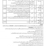 District and Session Court Faisalabad Jobs Test Date Roll No Slip