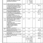 District and Session Court Rahim Yar Khan Jobs Roll No Slip Test Date Eligible Candidates List
