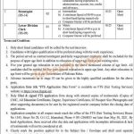 Pakistan Information Commission Jobs FTS Roll No Slip Fair Testing Services