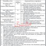 Ayub Teaching Hospital Abbottabad 13th June 2021 NTS Test Result Answer Keys Medical Faculty