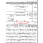 DFO Chitral Lower Chitral Upper Wildlife Division Jobs ETES Result