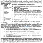 Deputy Commissioner Swabi CDLD Jobs NTS Result Answer Keys