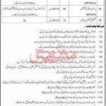 District Health Office Kohistan Upper Jobs ETEA Roll No Slip