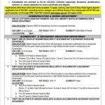 Asdeos Adeos Jobs KPPSC Test Roll No Slip Ability Test E Letters Interview Schedule Elementary and Secondary Education Department