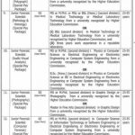 PFSA Punjab Forensic Science Agency Lahore Jobs NTS Result Answer Keys