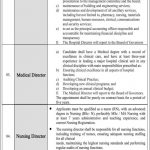 Pakistan Institute of Medical Sciences PIMS Hospital Jobs Government Female Jobs in Pakistan Today