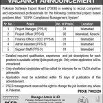 Pakistan Software Export Board PSEB Jobs Today Job Vacancy Advertisement in newspaper