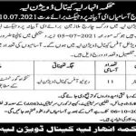 Punjab Irrigation Department Layyah Jobs Today Govt of Punjab Jobs