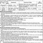 Punjab Labour Appellate Tribunal Jobs NTS Test Roll No Slip