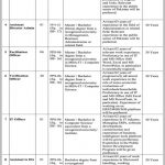 Cabinet Secretariat Jobs Test Date Interview Schedule Merit List poverty alleviation and social safety division