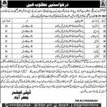 Latest Today Govt Jobs Balochistan Board of Revenue Jaffarabad 2021