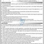 Deputy Commissioner Office DC Mardan Jobs ETEA Result
