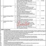 PMIU Health Department KPK Jobs ETEA Roll No Slip