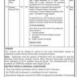 Pakistan WAPDA Foundation Phase XI Jobs PTS Result (WAPDA-XI) (461)