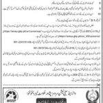 Today Local Government KPK Jobs WSSP Peshawar Water and Sanitation Services