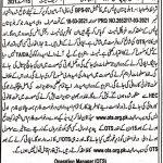 Balochistan Police Constable Jobs OTS Test Result Interview Schedule