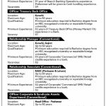 New Govt jobs in Pakistan Today At Bank of Khyber August 2021
