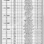 Sialkot District Education Authority Govt Jobs in Education Department 2021