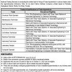 Fatima Fertilizer Company Limited Apprenticeship 2021 NTS Roll No Slip