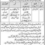 Latest Jobs in Lahore For Matric Pass At NADRA National Database & Registration Authority