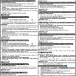 NTDC Jobs 2021 NTS Answer Keys Result 20th, 21st, 22nd & 23rd August, 2021 Officer Level Positions
