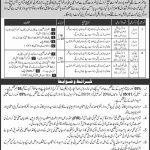 Punjab Prisons Department Jobs NTS Roll No Slip Warder Lady Warder Punjab Jail Khana Jat