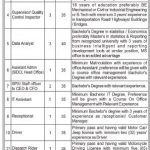 Sindh Govt Jobs Today At Sindh Infrastructure Development Company SIDCL