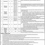 Directorate General Population Welfare Jobs Phase 2 ATS Roll No Slip