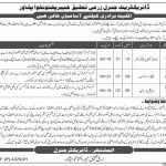 Today Govt of KPK Jobs 2021 At Agriculture Department Peshawar