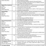 Govt of KPK Jobs At Ayub Teaching Hospital ATH Abbottabad Jobs