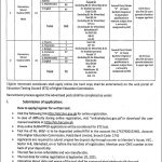 Federal Directorate of Education FDE Jobs ETC Roll No Slip Test Date
