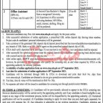 ETEA New Jobs 2021 At KPK Child Protection and Welfare Commission