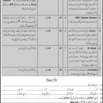 Government Jobs for Army Retired Persons At PASB Pakistan Armed Services Board