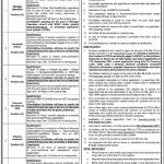 Local Govt KPK Jobs Today At WSSC Kohat Water and Sanitation Services Company