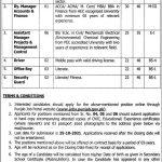 Latest Govt jobs in Punjab 2021 At Punjab AabePak Authority